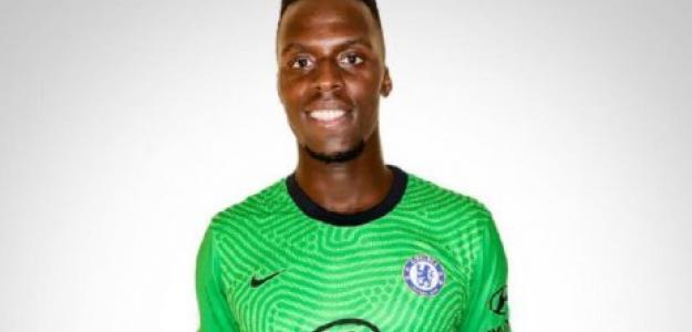 Edouard Mendy, nuevo portero del Chelsea