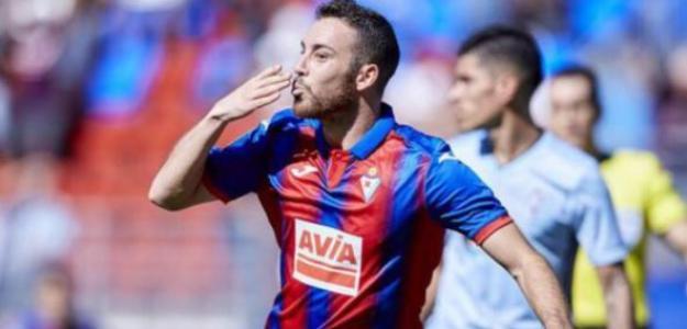 """Los 3 equipos de LaLiga que desean firmar a Edu Expósito """"Foto: Jornada Perfecta"""""""