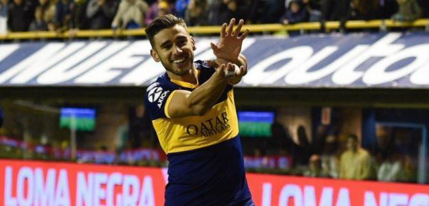La oferta europea que saca a Eduardo Salvio de Boca Juniors   FOTO: BOCA JUNIORS