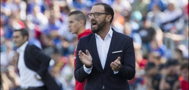 El Getafe CF debe retener a David Soria, Mauro Arambarri y Djené (EFE)