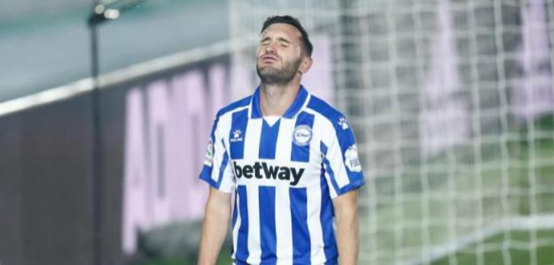 El Alavés no va a facilitar la salida de Lucas Pérez / Elcorreo.com