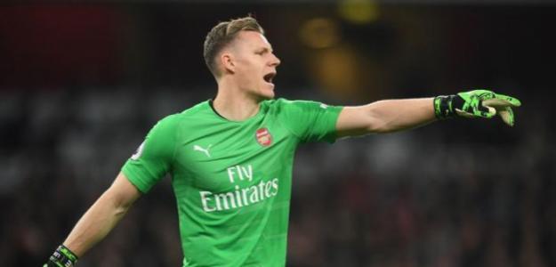 El Arsenal quiere vender a Leno en enero / PremierLeague.com