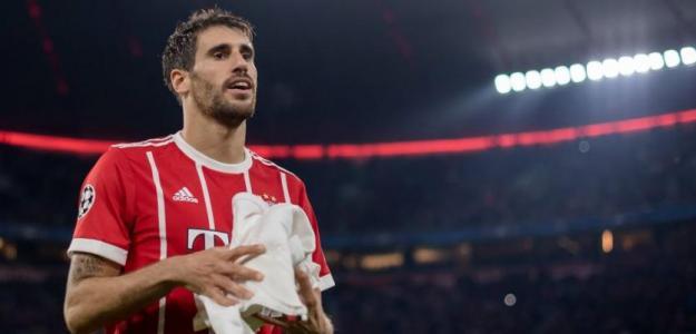 El Athletic no tiene claro el fichaje de Javi Martínez / Bundesliga.com