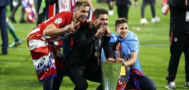 El Atlético ficha a un nuevo Simeone / Marca