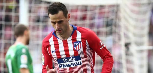 El Atlético le enseña sutilmente la puerta a Kalinic / Eldesmarque