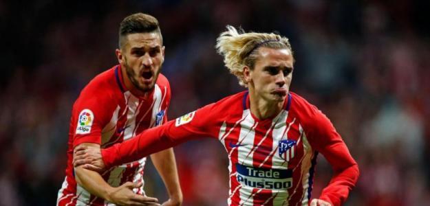 El Atlético de Madrid mete prisa al Barcelona por Griezmann / Twitter