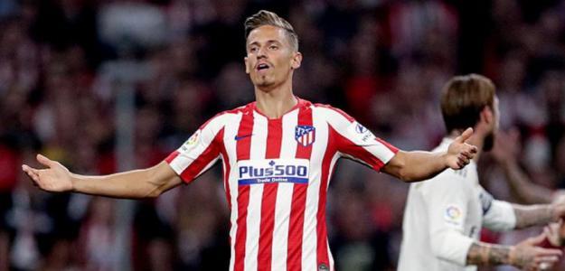 El Atlético no negociará por Marcos Llorente / Depor.com
