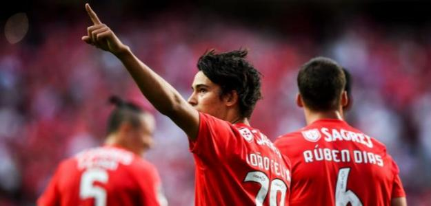 El Atlético de Madrid sigue soñando con el fichaje de Joao Félix / Twitter