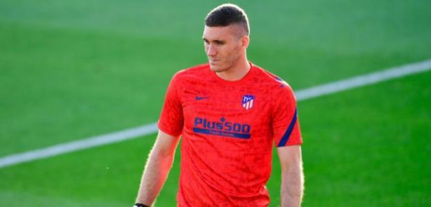 El Atlético sorprende poniendo en el mercado a Ivo Grbic / AS.com