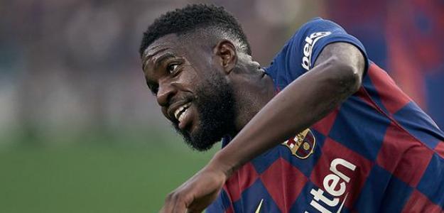 El Barcelona busca 'regalar' a Samuel Umtiti / Depor.com