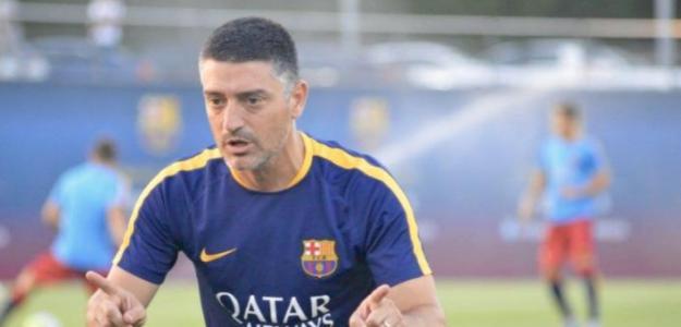 El Barcelona echa a García Pimienta / Elintra.com