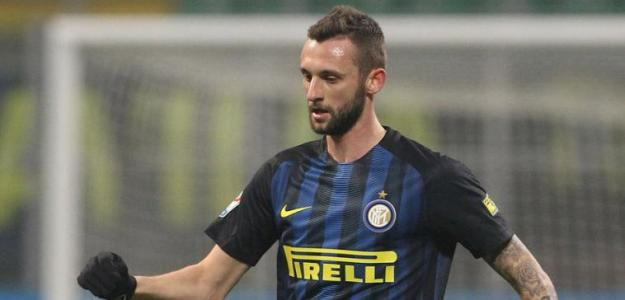 El Barcelona intentó el fichaje de Marcelo Brozovic / Inter.it
