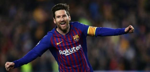 El Barcelona no le ha presentado oferta a Messi / Elpais.com