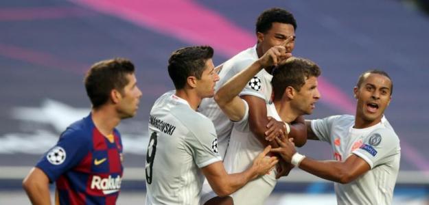 El Bayern de Múnich es uno de los equipos más temibles de Europa. Foto: Getty