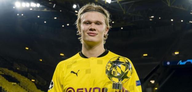 El Borussia Dortmund ata al sustituto de Haaland / Eurosport.com