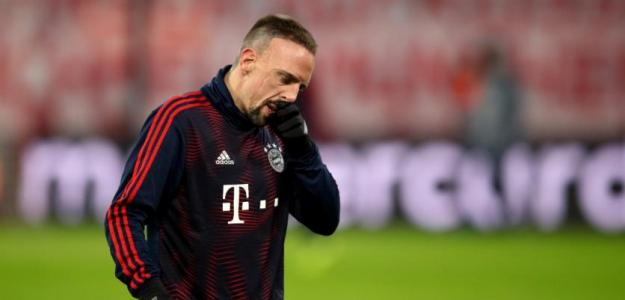 El curioso destino que le espera a Ribery / Cadenaser.com
