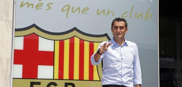 El curioso lateral izquierdo que se ha ofrecido al Barça / FCBarcelona.es