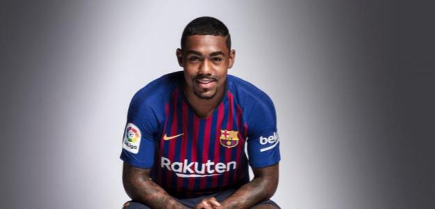 El curioso ofrecimiento de Malcom para salir del Barça / FCBarcelona.es