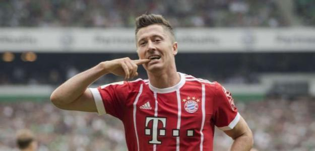 Lewandowski / Youtube.
