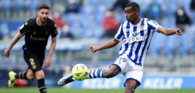 El joven delantero sueco podría abandonar La Liga española. Foto: Getty