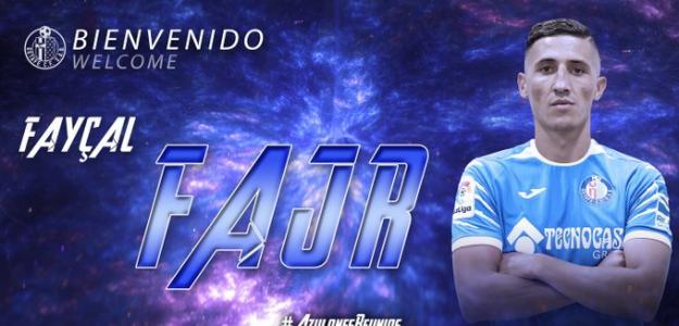 El Getafe hace oficial el regreso de Fajr / Getafecf.com