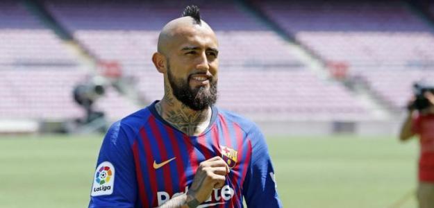 La vía italiana que se le abre al Barcelona con Arturo Vidal