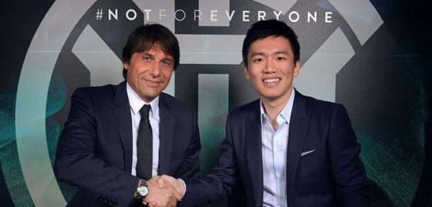 La amarga queja de Conte por la falta de fichajes en el Inter