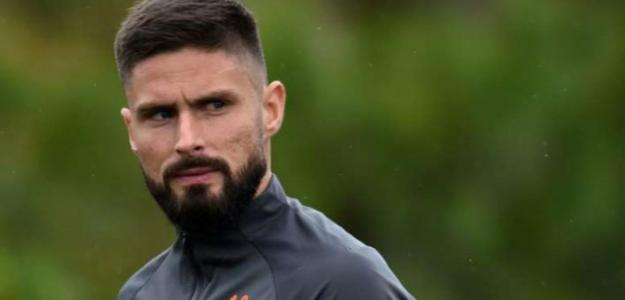 El Inter no se olvida de Giroud / Besoccer.com