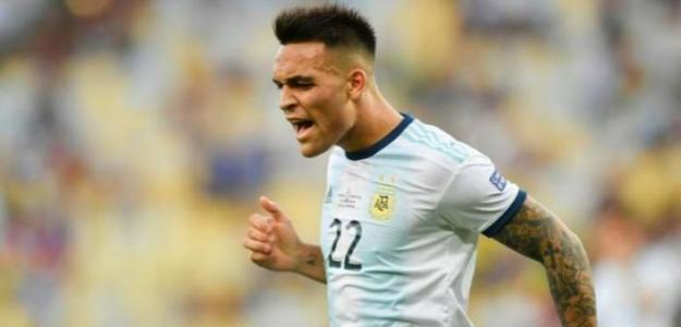 El Inter ya busca sustitutos para Lautaro / Besoccer.com