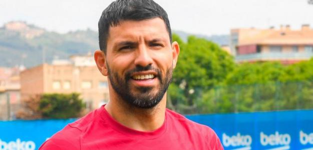 El Kun adelanta su regreso / FCBarcelonanoticias.com