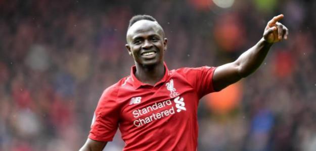 El Liverpool va a blindar el contrato de Mané / Twitter.com