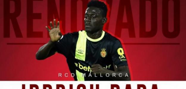 El Mallorca aprende de sus errores con Baba / RCDMallorca