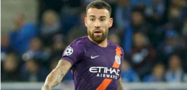 El Manchester City frena la salida de Otamendi / Mancity.com