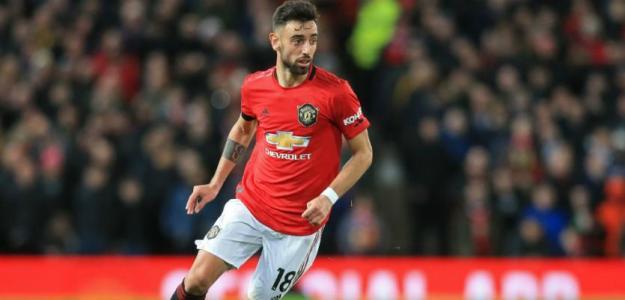 El Manchester United quiere blindar a Bruno Fernandes / Elintra.com