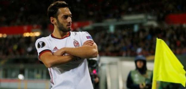 El Milán ya tiene una oferta por Hakan Calhanoglu / Depor.com
