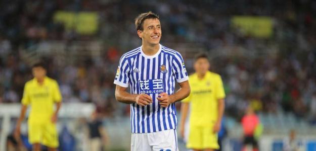 El prometedor futuro de Mikel Oyarzábal lejos de la Real Sociedad / Twitter