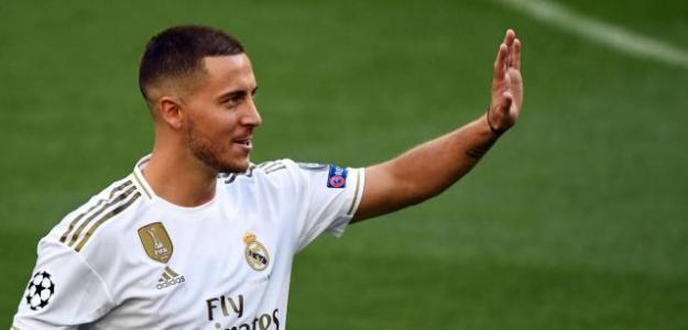 El Real Madrid en problemas: Hazard, otro mes más de baja / Eltiempo.com