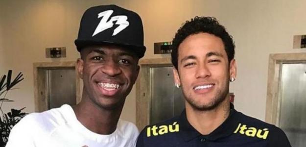El Real Madrid ofrece a Vinicius al PSG por Neymar / Cuatro.com
