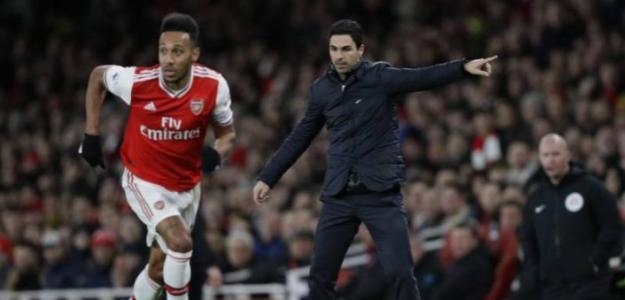 El sacrificio del Arsenal para intentar retener a Aubameyang / Bleacherreport.com