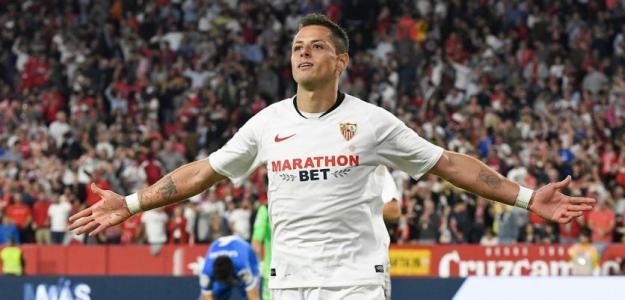 El Sevilla confirma el adiós de Chicharito / Foxsports.com