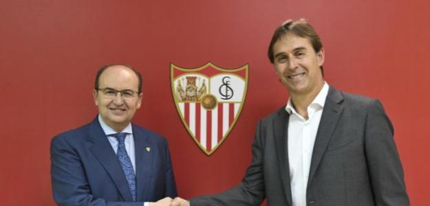 El Sevilla pregunta por Aaron Martín, jugador del Mainz 05 / Twitter