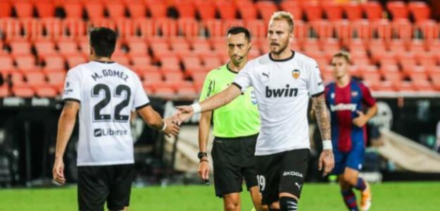 El Valencia está muy satisfecho con Uros Racic / Plazadeportiva.com
