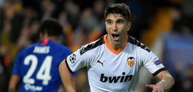 El Valencia hará lo posible por retener a Carlos Soler / Eldesmarque.com