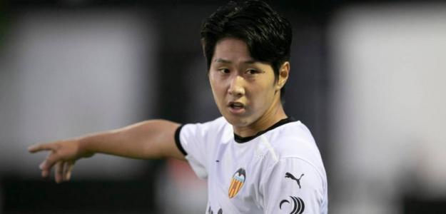 El Valencia repite sus errores del pasado con Kangin Lee / Eldesmarque.com