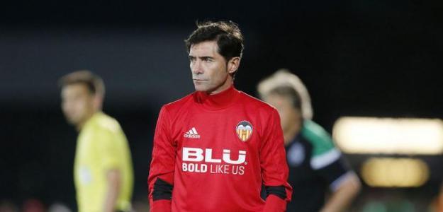 El Valencia se une a la puja por Raúl de Tomás / Twitter