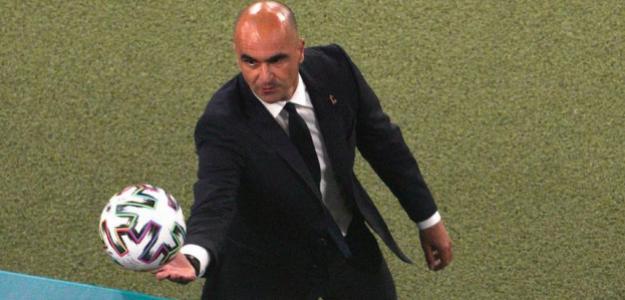 El Barcelona toca la puerta de Roberto Martínez