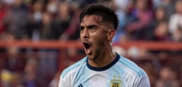 El Brighton quiere a Nicolás González, una de las revelaciones de la Bundesliga