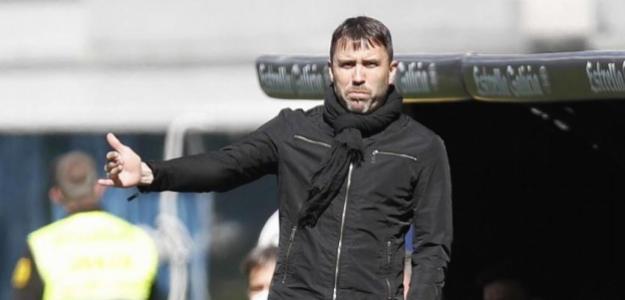 El Celta de Vigo no se plantea el despido de Chacho Coudet