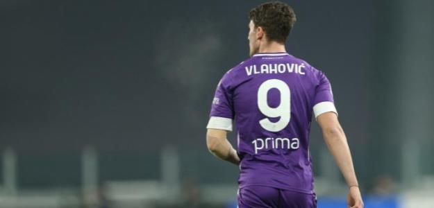 Los tres equipos que han hecho una oferta por Dusan Vlahovic