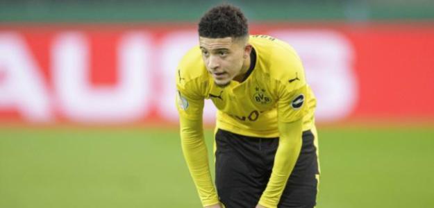El Dortmund encuentra al reemplazante ideal de Jadon Sancho